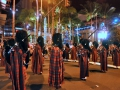 Waikiki Holiday Parade - Liberty HS standstill performance 2011