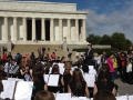 Washington DC - Lincoln Memorial - Liberty Park MS 2012