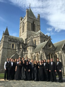 Christ Chuch Cathedral - Monmouth College Band 2016