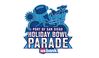 Holiday Bowl Parade - Logo