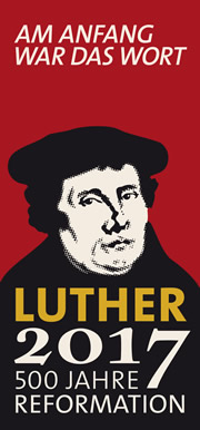 Luther 2017 Logo