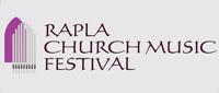 Rapla Church Music Festival - 200x85