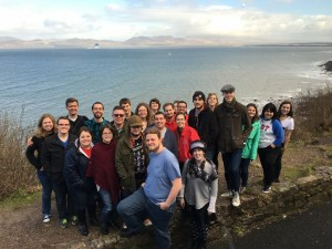 Ring of Kerry - Monmouth College Band 2016