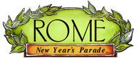 Rome New Year's Parade Logo