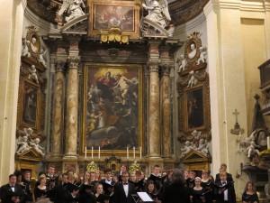 Siena - San Vigilio - CUW Choir 2016