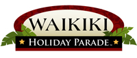 Waikiki Holiday Parade logo