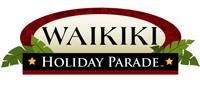Waikiki Holiday Parade logo